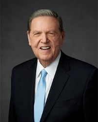 Elder Jeffery R. Holland of the LDS church