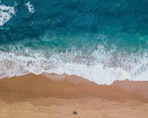 picture of ocean depicting weakness